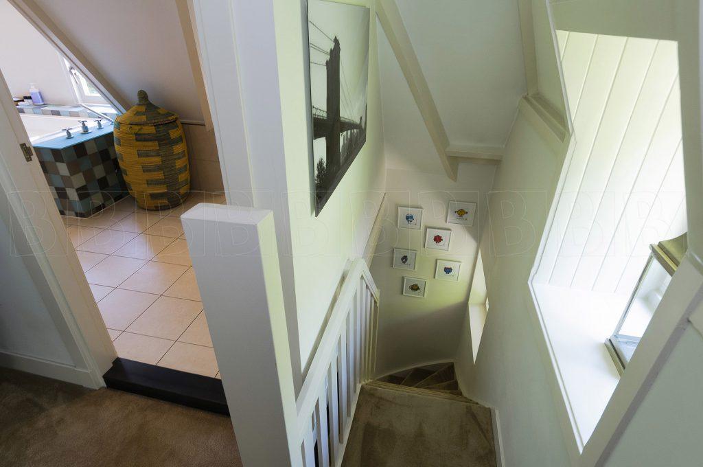 Interieur van woonhuis